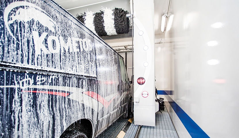 Finmodules A - modular carwash solutions